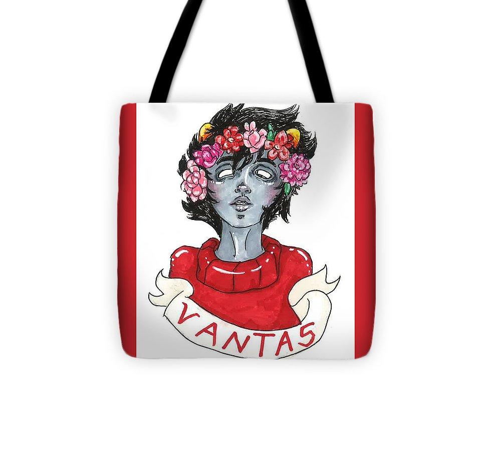 Flower Crown Kankri Vantas Tote Bag For Sale By Soggyramenart 13