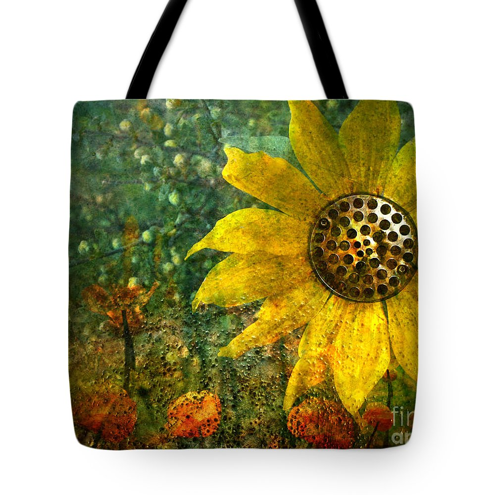Flowers Tote Bag featuring the photograph Flowers For Fun by Tara Turner