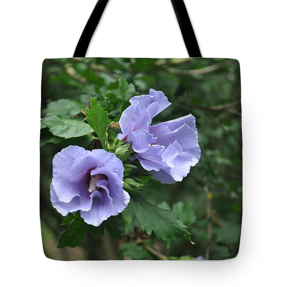 Tote Bag featuring the photograph Flowers by Susan Kessler