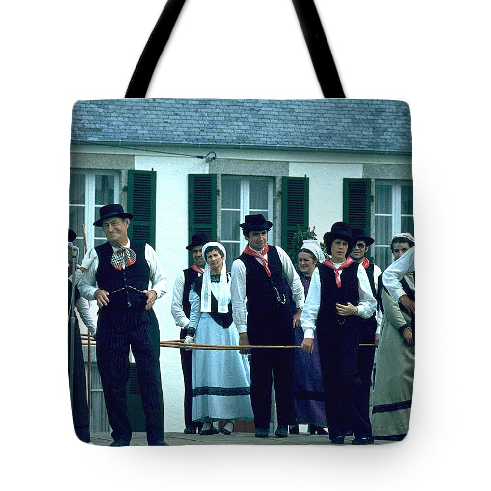 Tradition Tote Bag featuring the photograph Folk Music by Flavia Westerwelle
