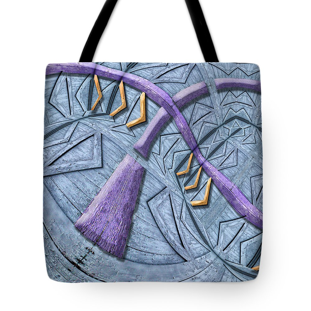Photography Tote Bag featuring the photograph Follow by Paul Wear
