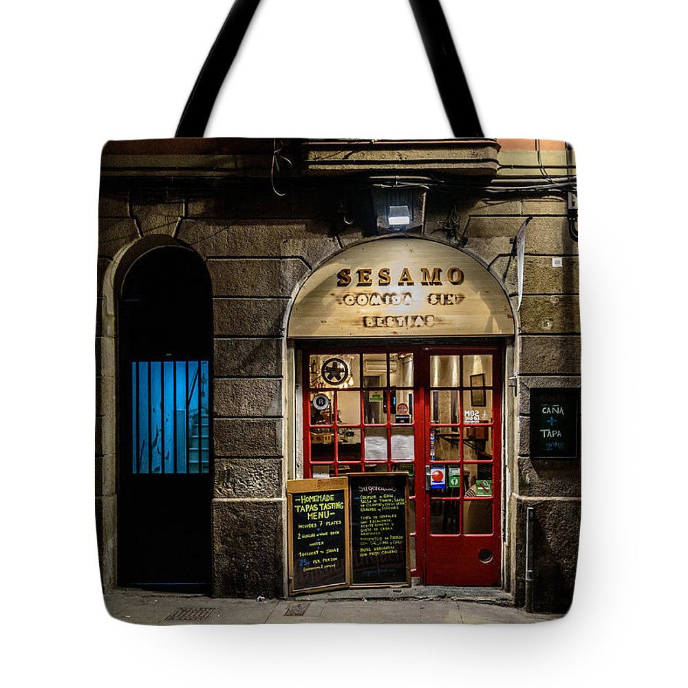 2016 Tote Bag featuring the photograph Food Without Beasts by Randy Scherkenbach