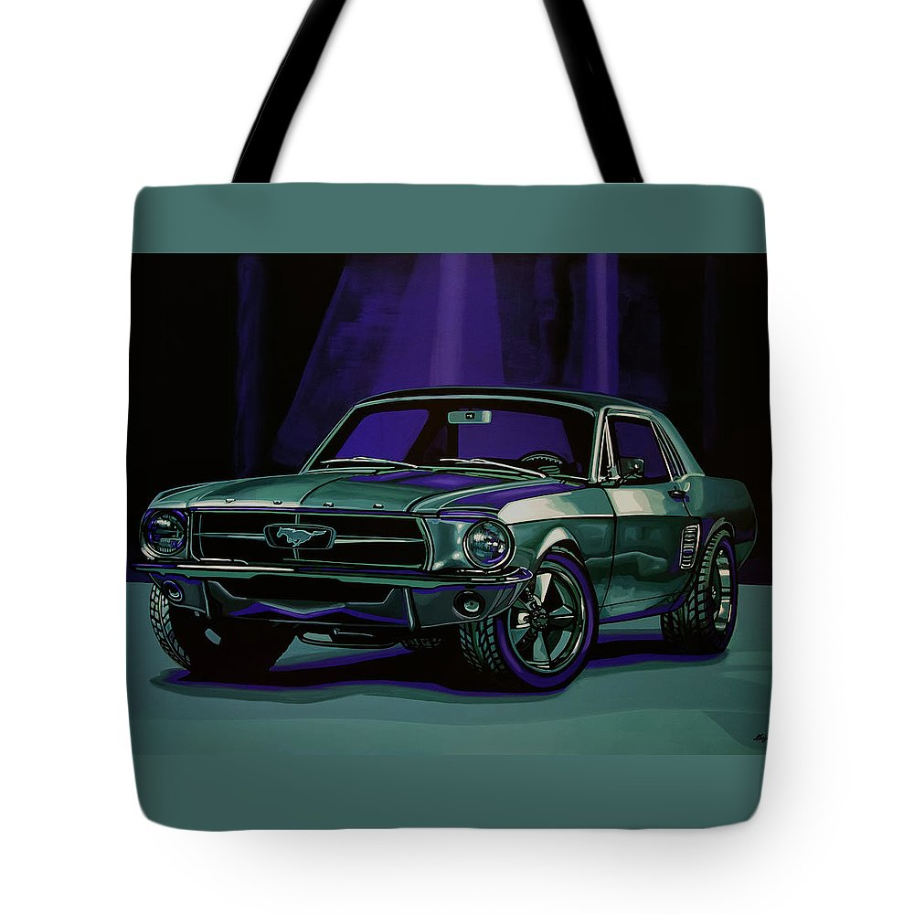 Vehicle Tote Bags