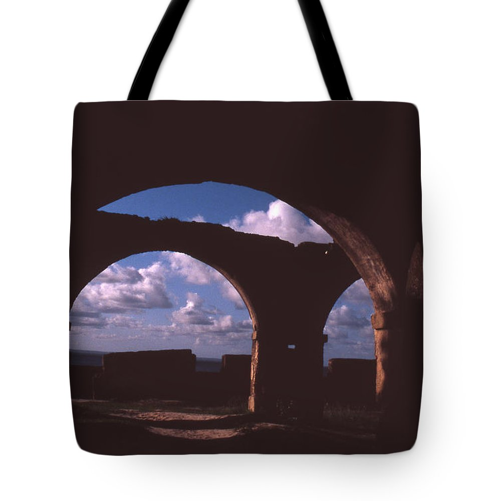 Bahia Tote Bag featuring the photograph Fortaleza De Morro De Sao Paulo by Patrick Klauss