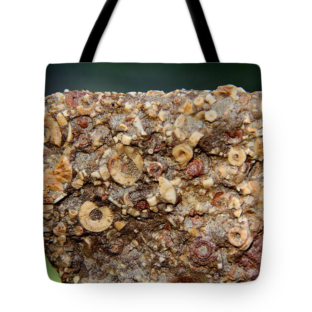 Fossil Fuel Tote Bag featuring the photograph Fossil Fuel by Ed Smith