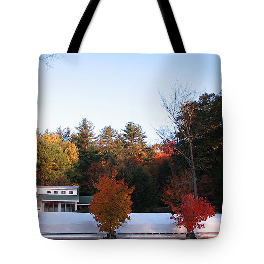 Four Bushes Tote Bag featuring the photograph Four Bushes by Michael Mooney