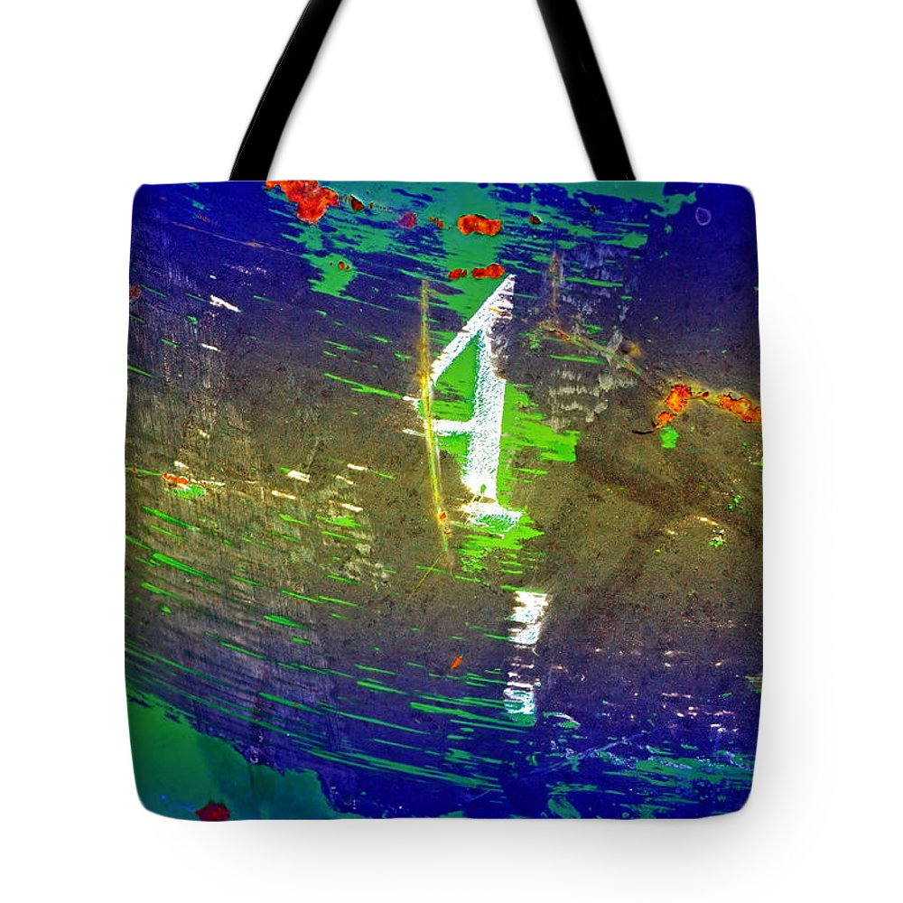 Urban Tote Bag featuring the photograph Four by Tara Turner