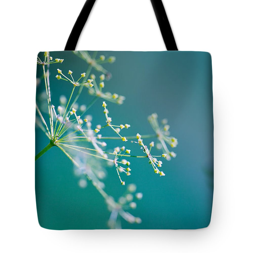 Herbs Photographs Tote Bags