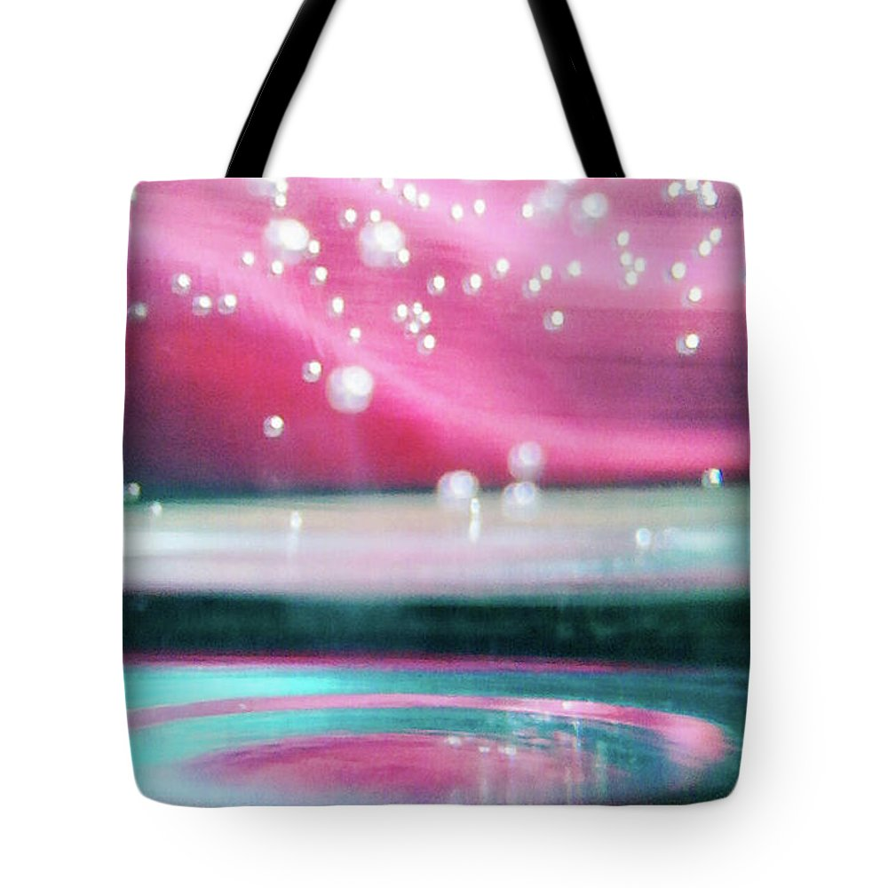 Freedom Tote Bag featuring the photograph Freedom by Rebecca Harman