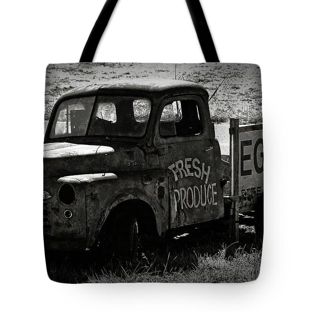 Fresh Tote Bag featuring the photograph Fresh Produce Free Range Eggs by Teresa Mucha
