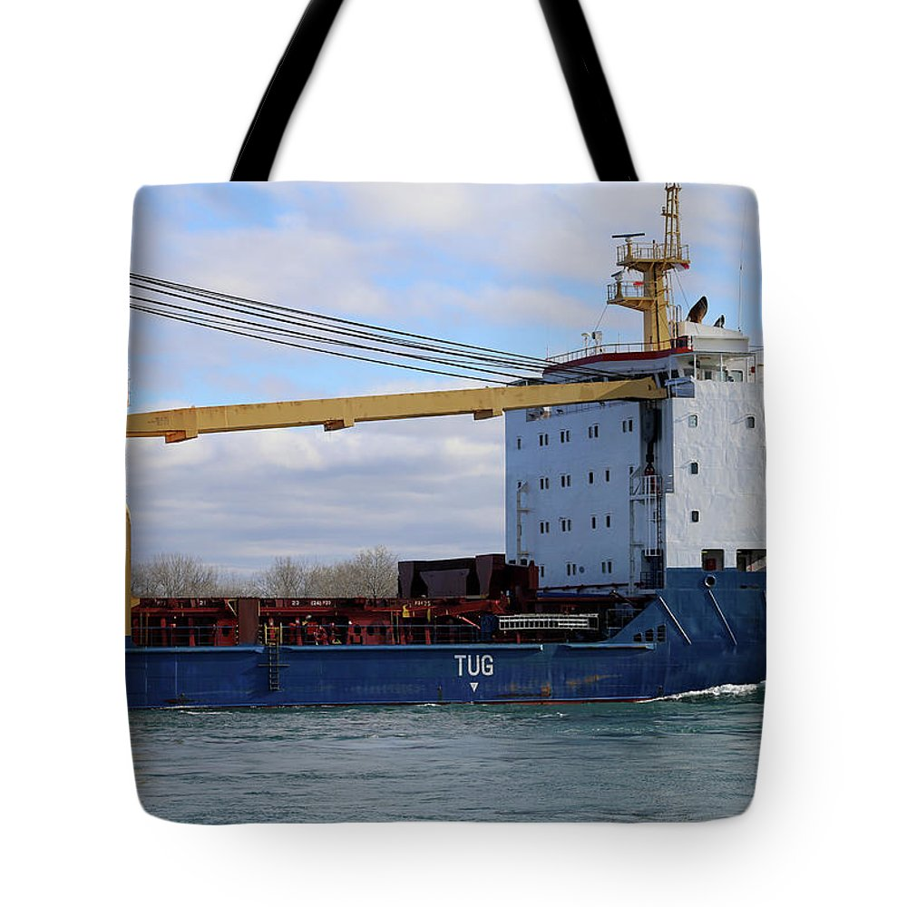 Frieda Tote Bag featuring the photograph Frieda Detail by Mary Bedy