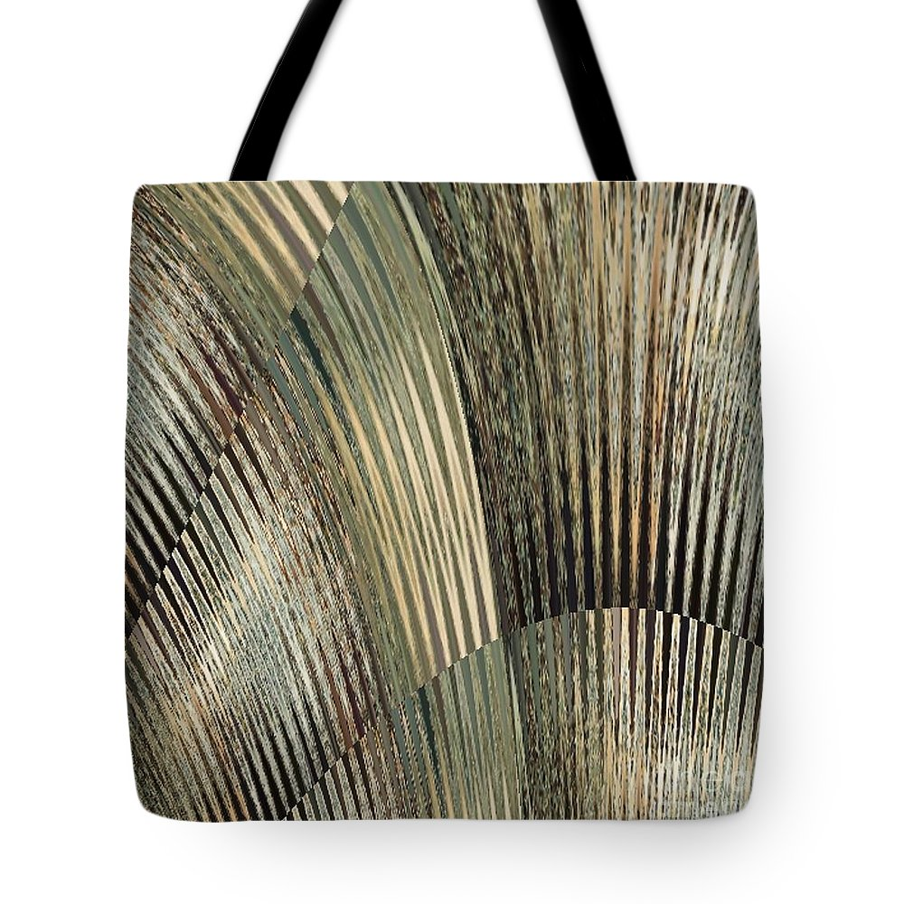 Palms Tote Bag featuring the painting Fronds by Vicki Lynn Sodora