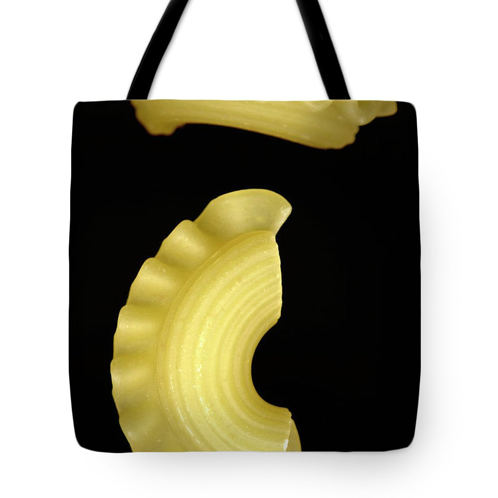 Pasta Tote Bag featuring the photograph Galletti by Stefania Levi