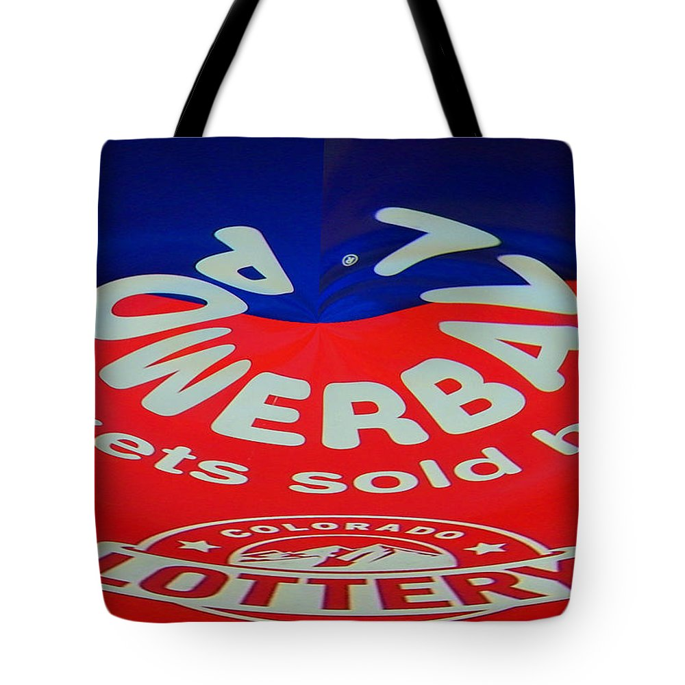 Gambling Tote Bag featuring the digital art Gambling For The Government-america The Addicted Series by Lenore Senior