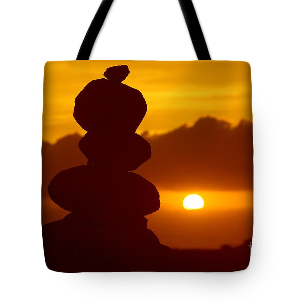 Ancient Tote Bag featuring the photograph Garden Of The Gods by Ron Dahlquist - Printscapes