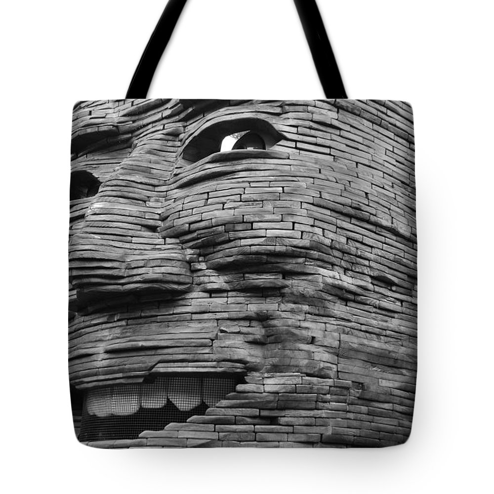 Architecture Tote Bag featuring the photograph Gentle Giant by Rob Hans