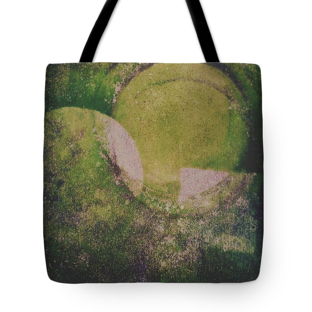 Abstract Tote Bag featuring the photograph Geoma by Mauricio Jimenez