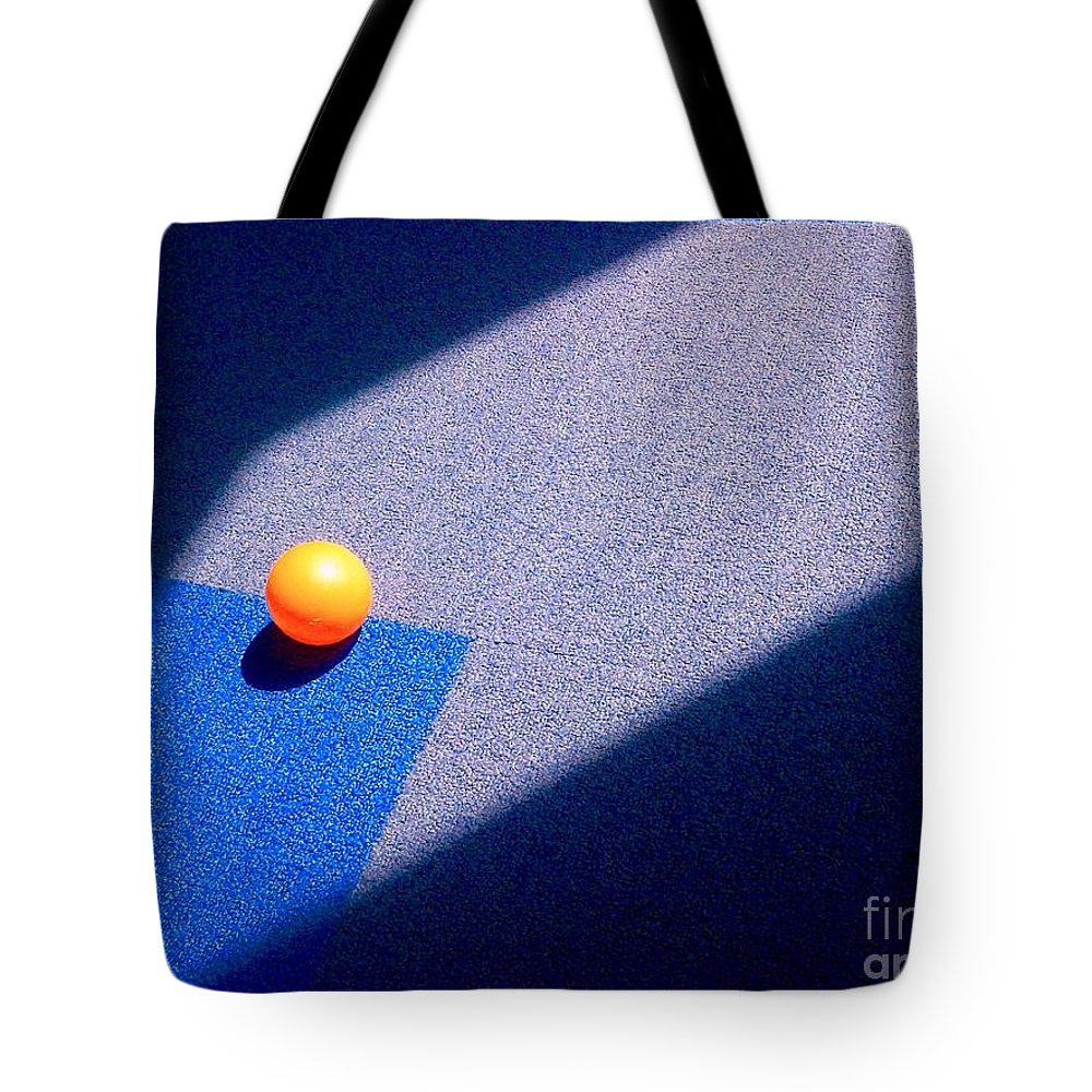 Abstract Tote Bag featuring the photograph Geometric Shadows by Peter Jamieson