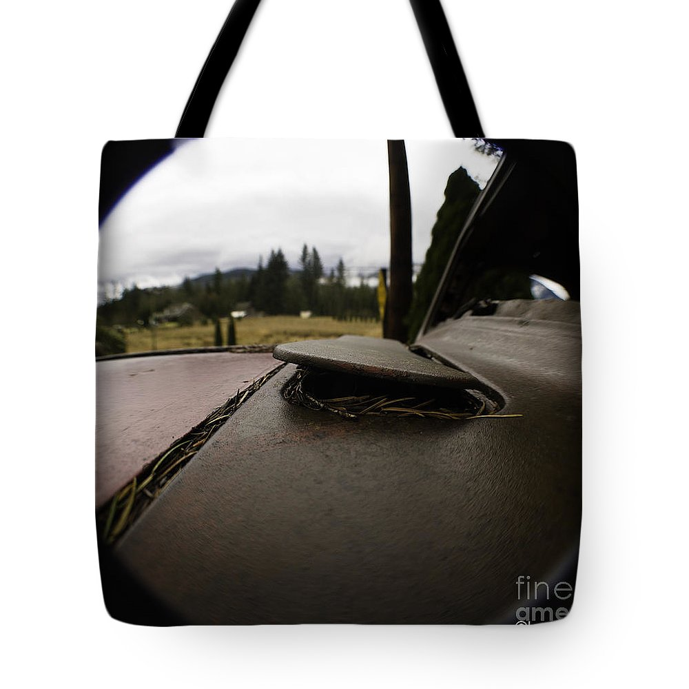 Art Tote Bag featuring the photograph Getting More Air by Clayton Bruster