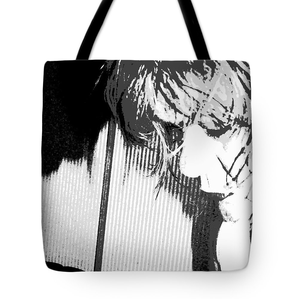 Still Life Tote Bag featuring the photograph Getting Ready by Ed Smith