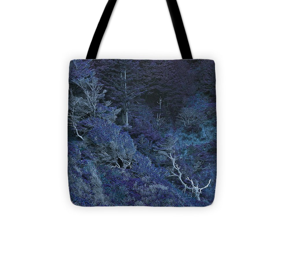 Ghostly Tote Bag featuring the photograph Ghosts by John Stuart