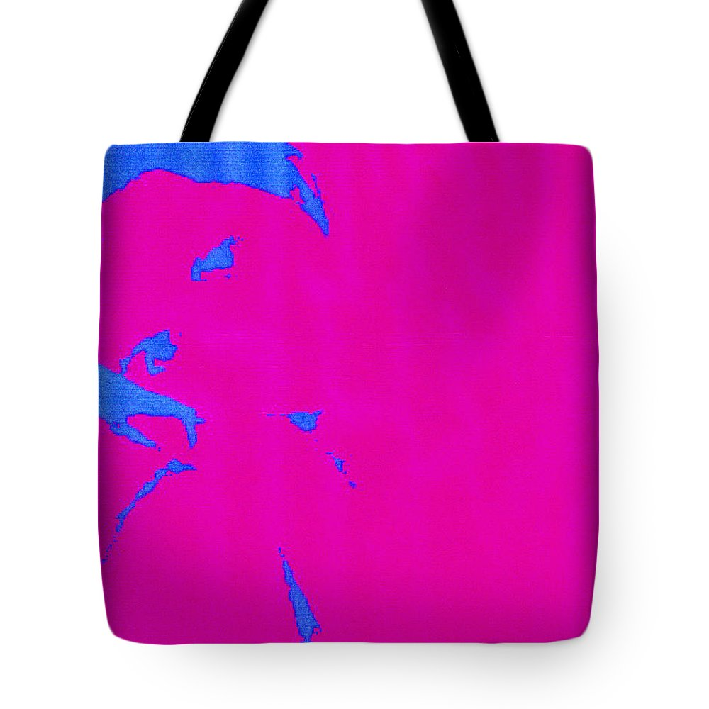 French Girl Tote Bag featuring the photograph Gisele a French Girl by Dawn Johansen