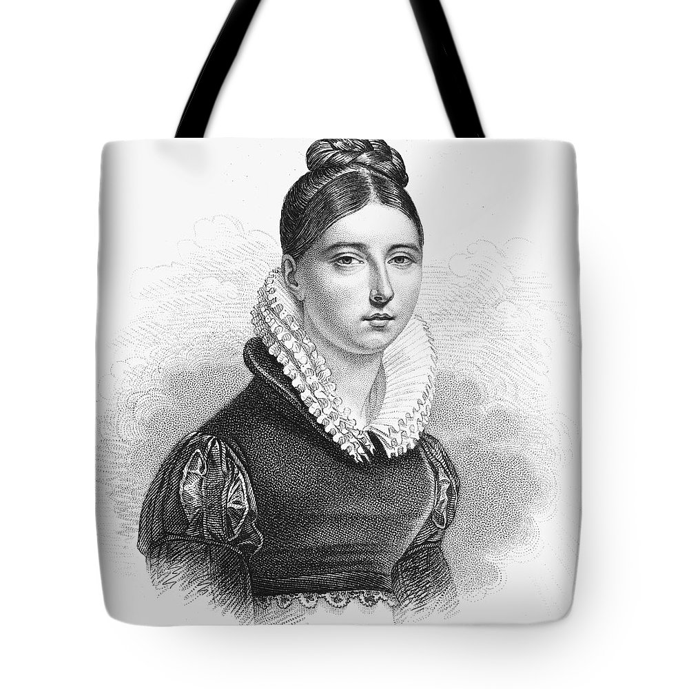 1824 Tote Bag featuring the photograph Giuditta Pasta (1798-1865) by Granger