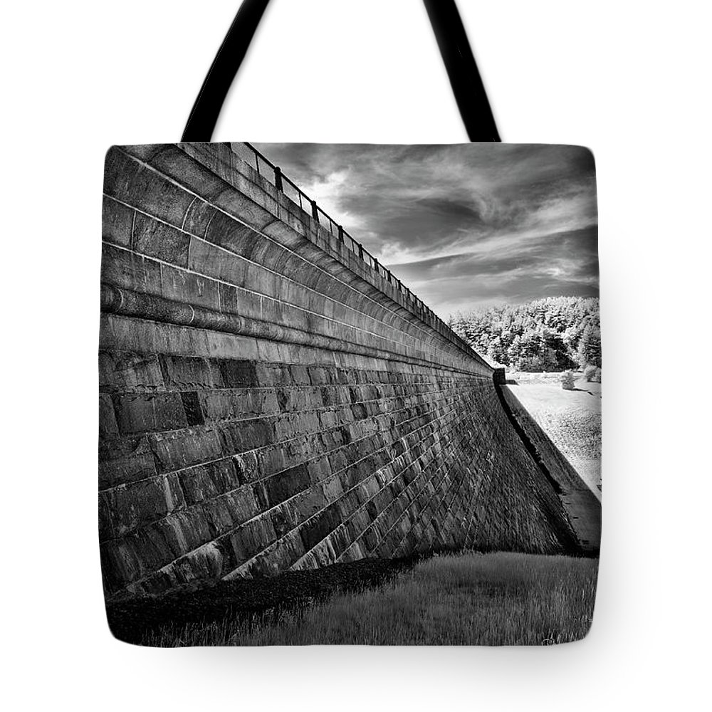 Dam Tote Bag featuring the photograph Give A Dam by Luke Moore