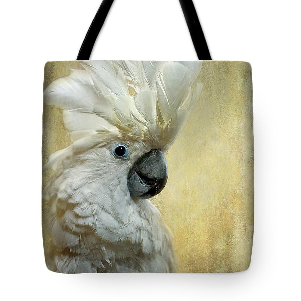 Cockatoo Tote Bags