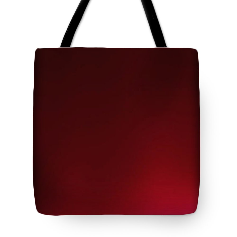 Red Apple Tote Bags