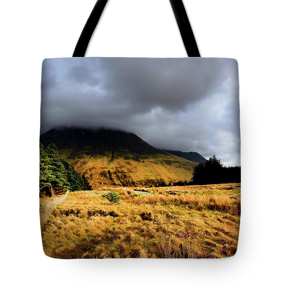 Fairy Pools Photographs Tote Bags