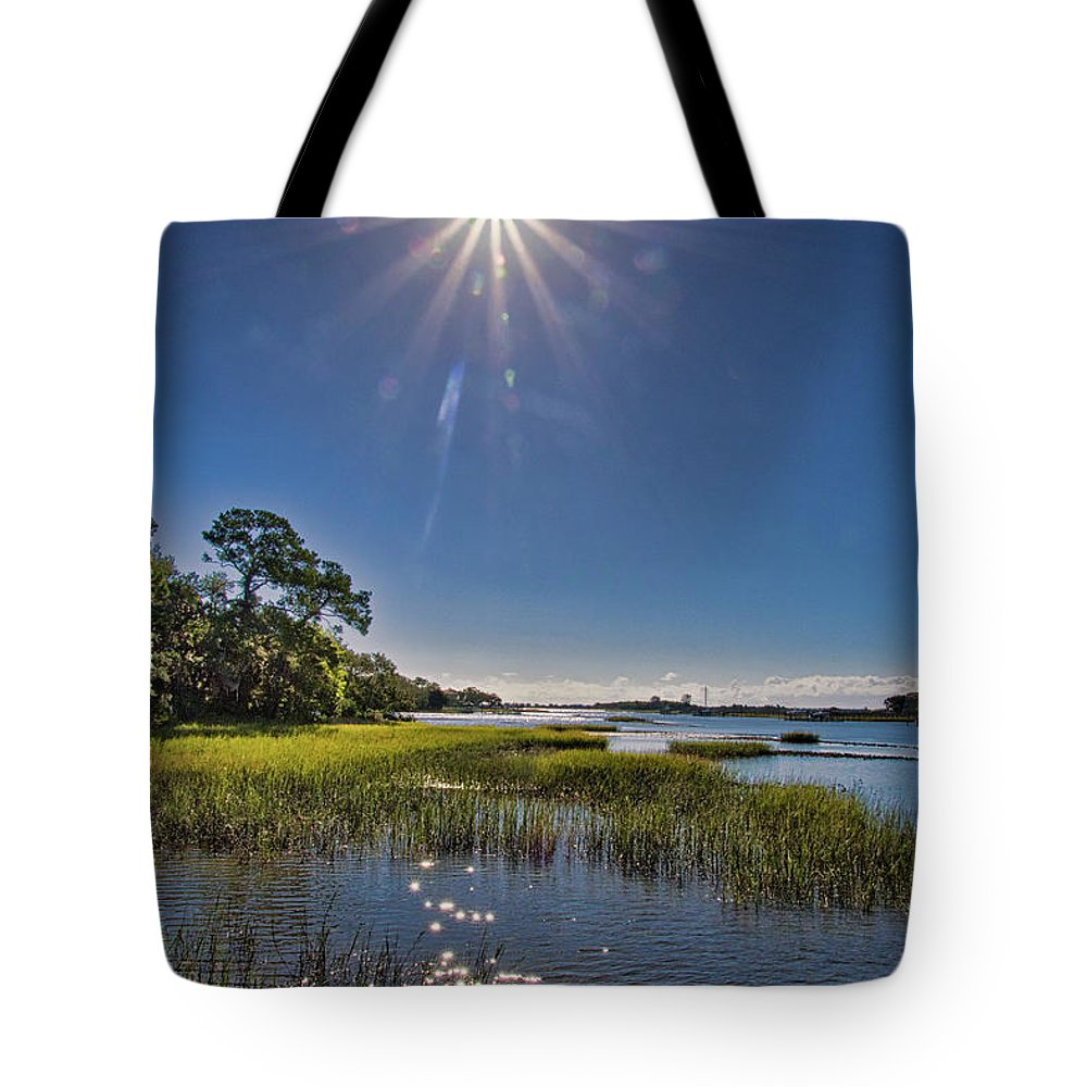 Glitter Tote Bag featuring the photograph Glitter Sparkle And Shine by TJ Baccari