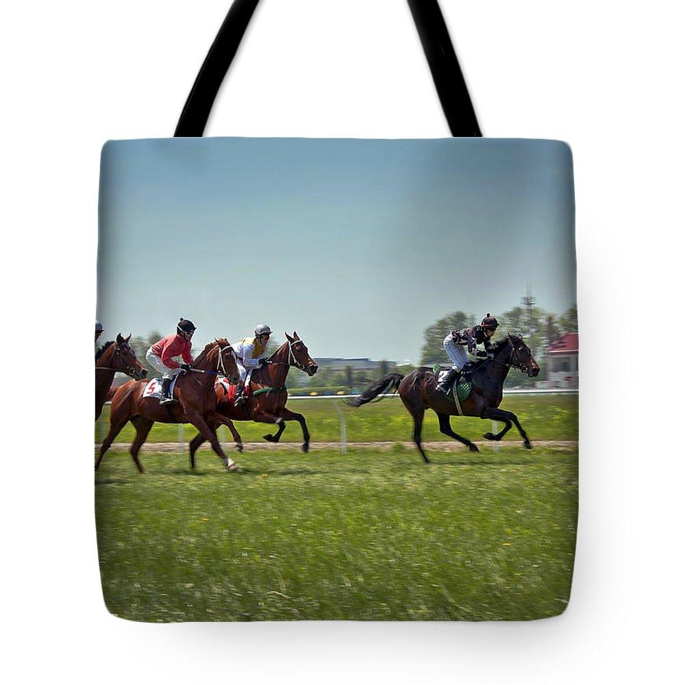 Jockeys Tote Bags