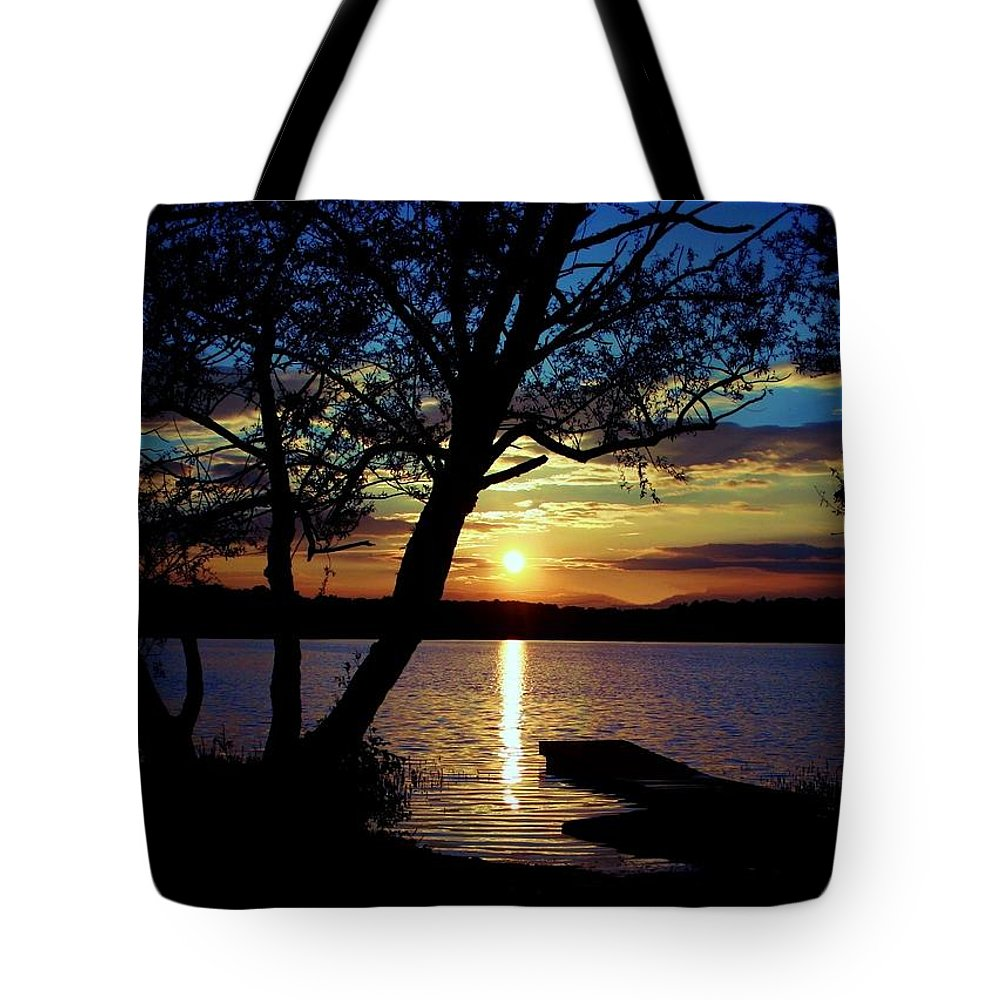 Landscape Tote Bag featuring the photograph Go To Nature by Mitch Cat
