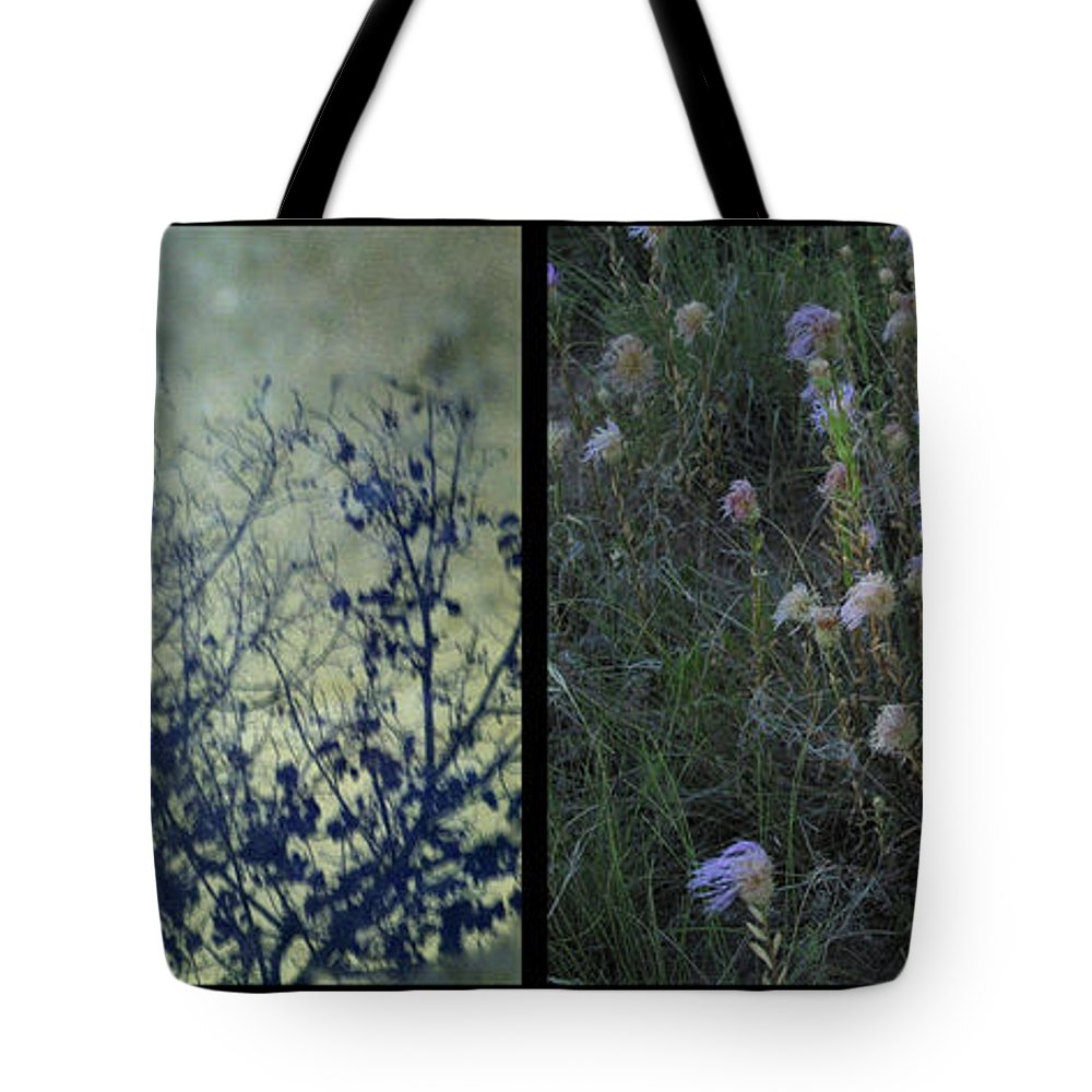 God Tote Bag featuring the photograph God by James W Johnson
