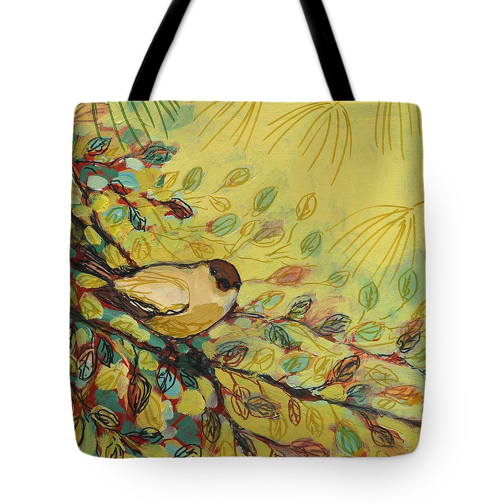 Goldfinch Tote Bags