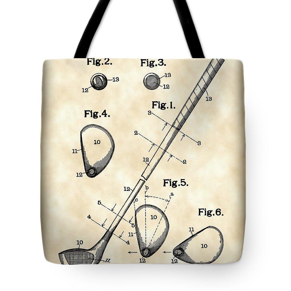 Golf Tote Bags