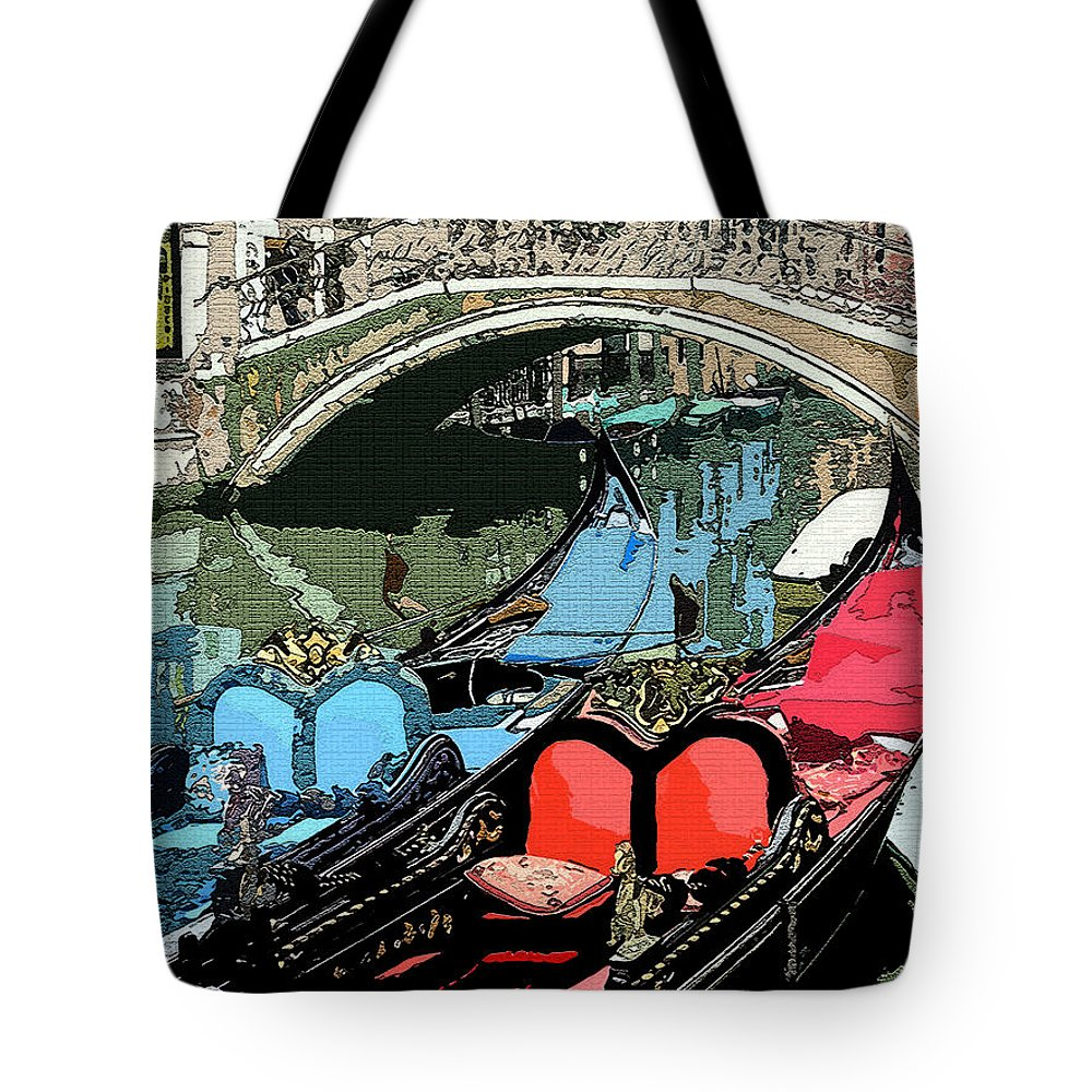 Baroque Photographs Tote Bags