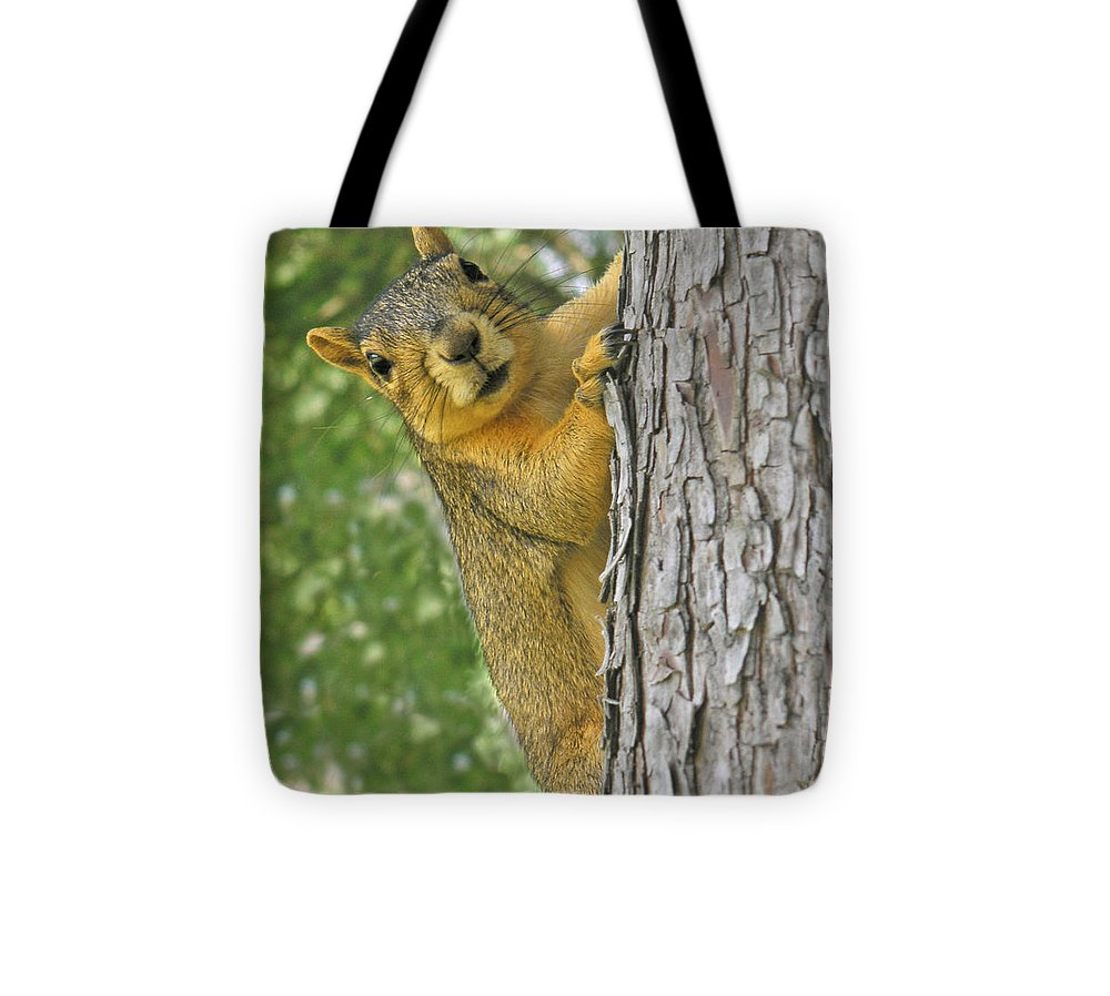 Nature Tote Bag featuring the photograph Good Morning by Lucyna A M Green
