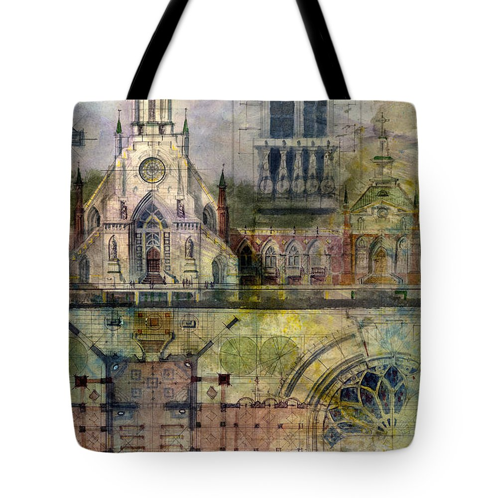 Beaux-arts Tote Bags