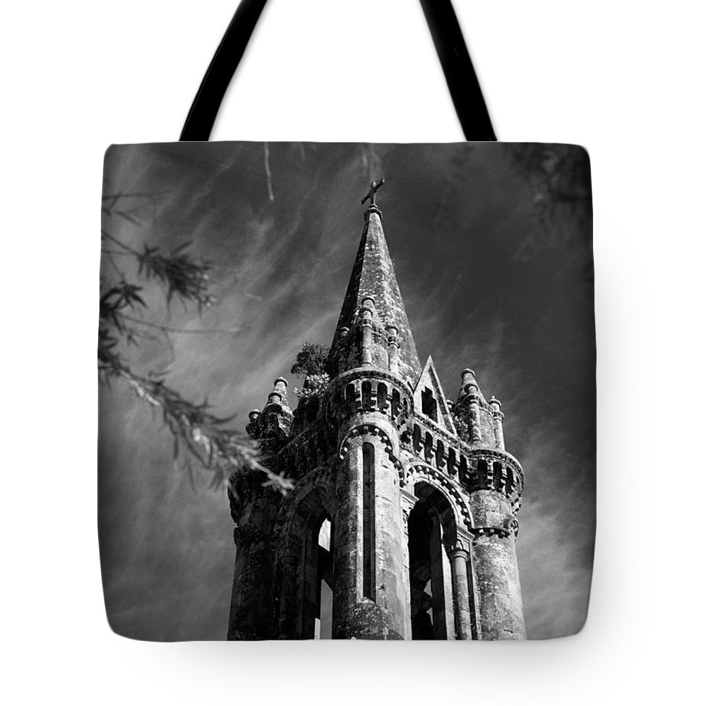 Azores Tote Bag featuring the photograph Gothic Style by Gaspar Avila