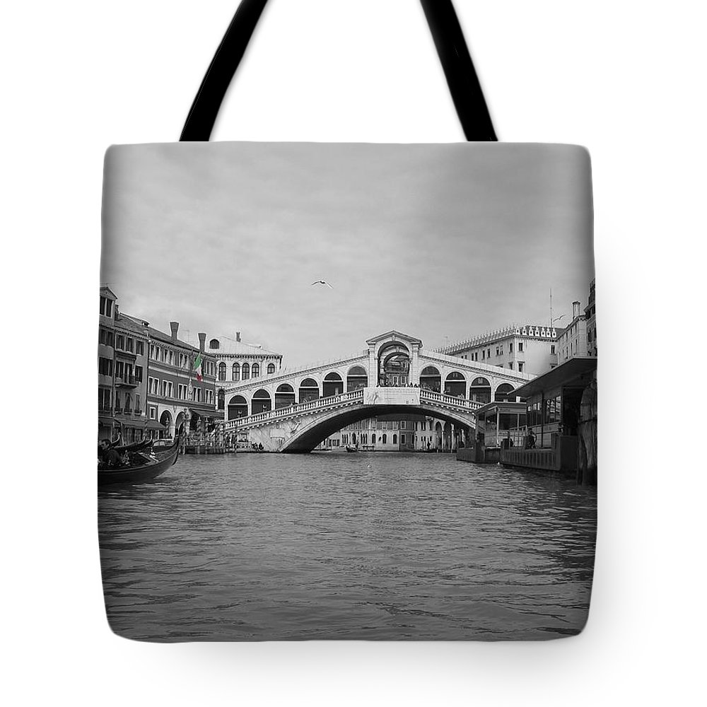 Cityscape Tote Bag featuring the photograph Grand Canal IIi by Dylan Punke