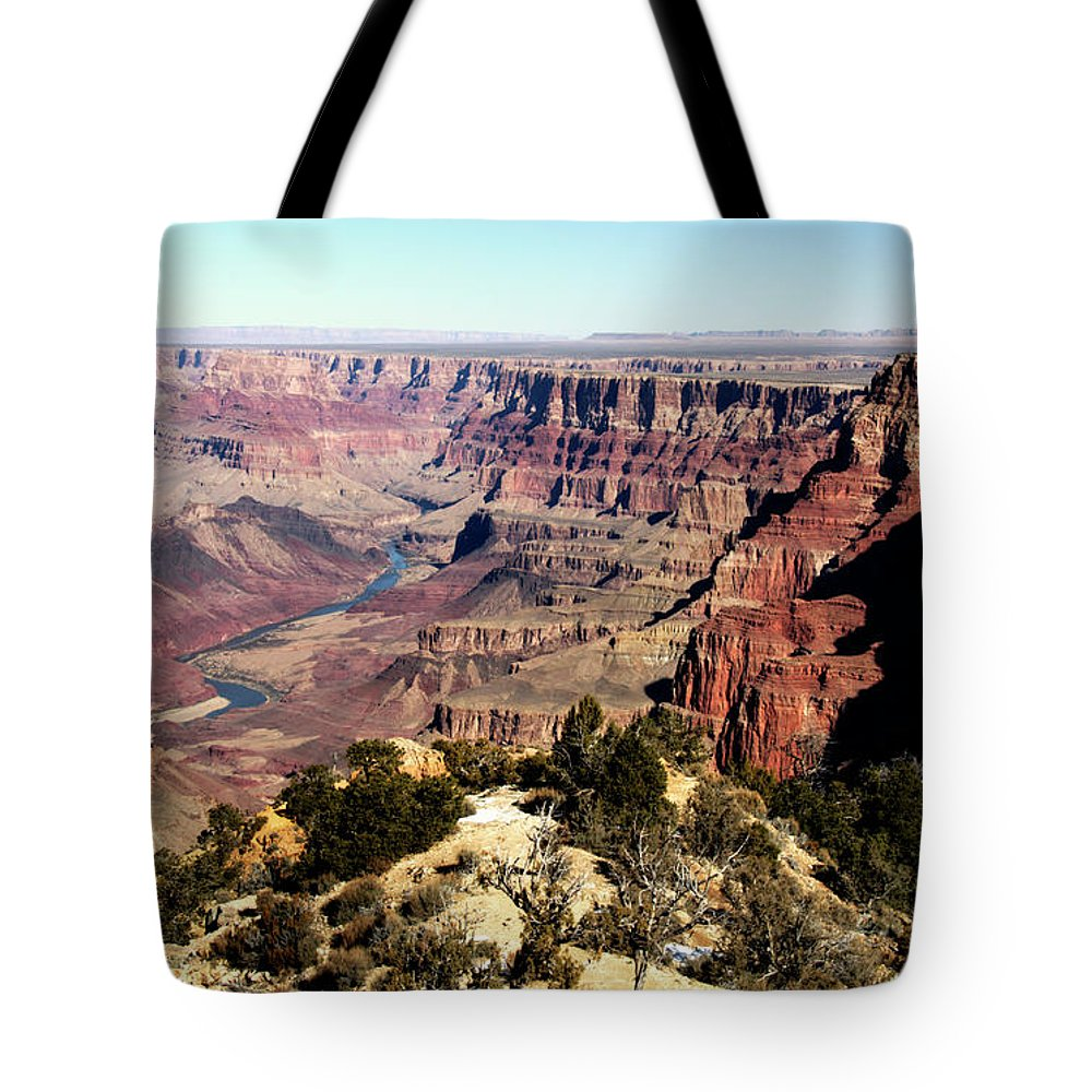 Grand Canyon Tote Bag featuring the photograph Grand Canyon Beauty by Paul Cannon