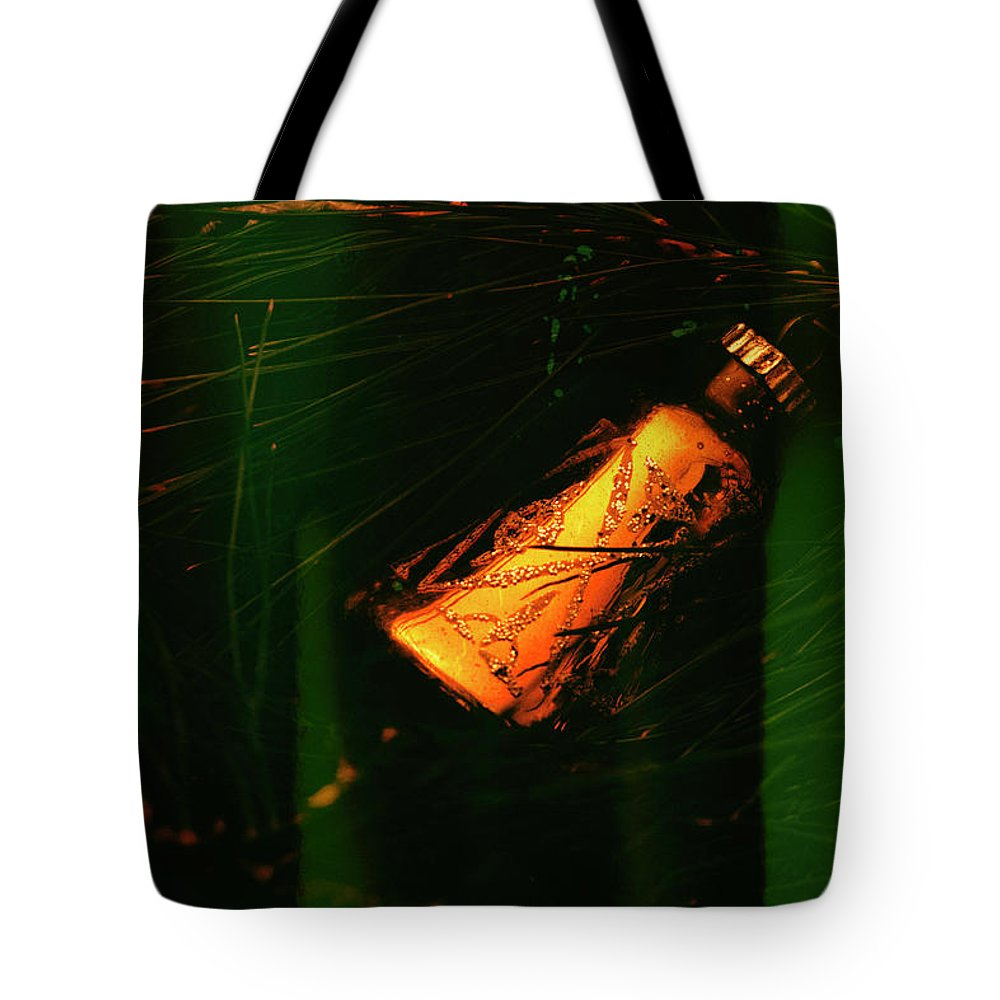 Vintage Tote Bag featuring the photograph Grandma's Christmas Ornament by Don Barone