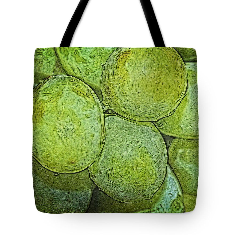 Grapers Tote Bag featuring the photograph Grape Abstract by Cathy Kovarik