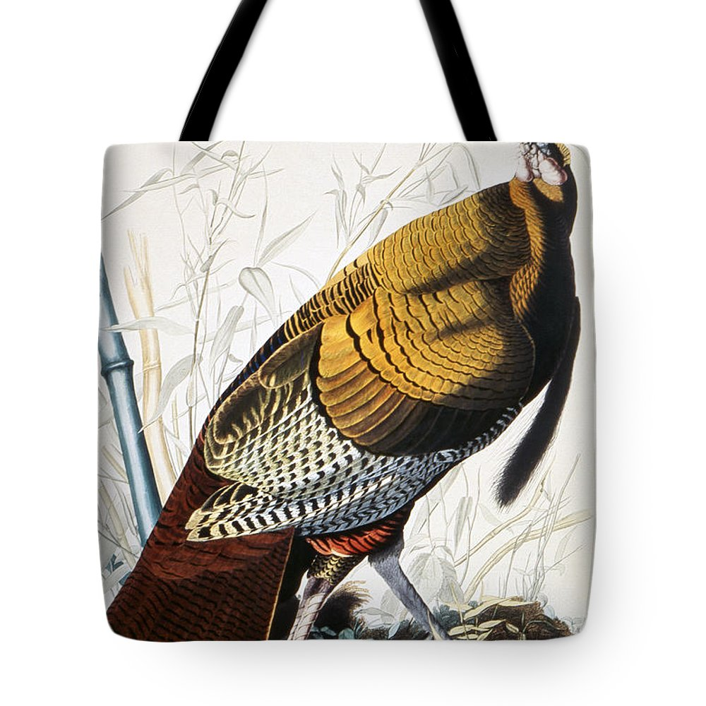 America Tote Bag featuring the photograph Great American Turkey by Granger