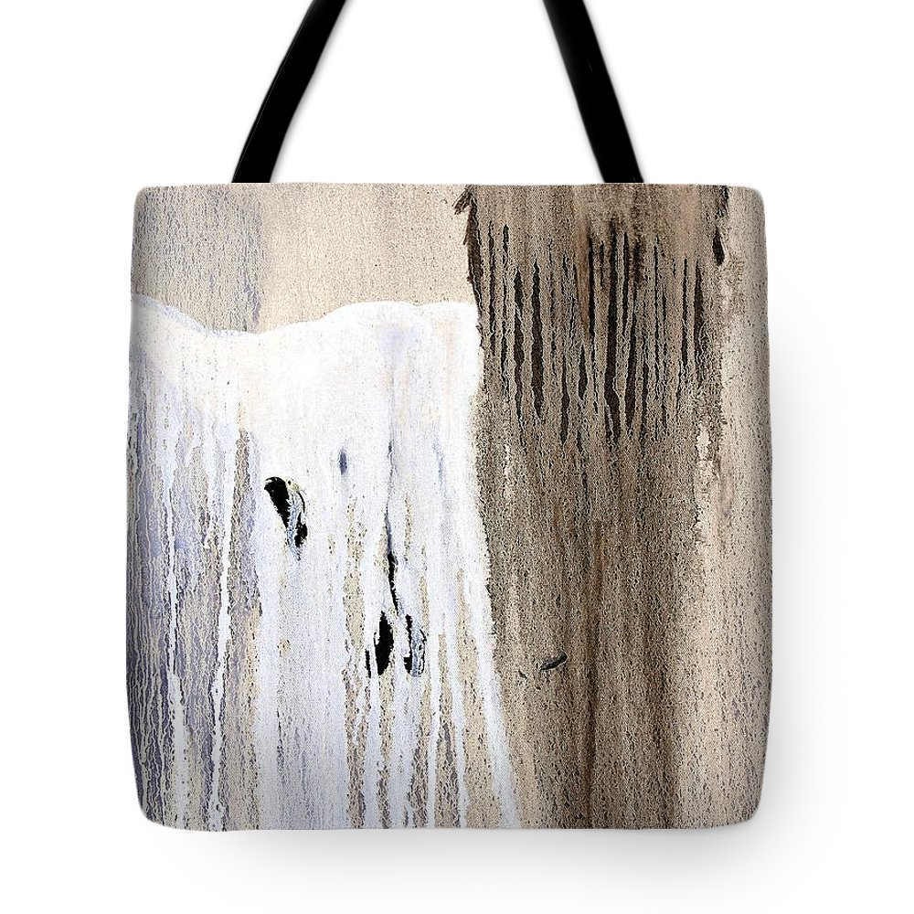 Native American Tote Bag featuring the painting Great Spirit by Patrick Trotter