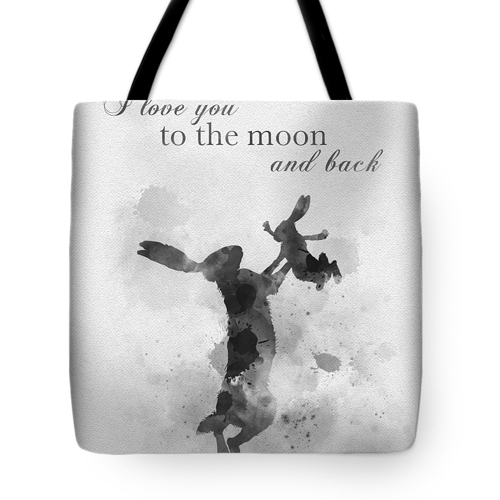 Christening Mixed Media Tote Bags