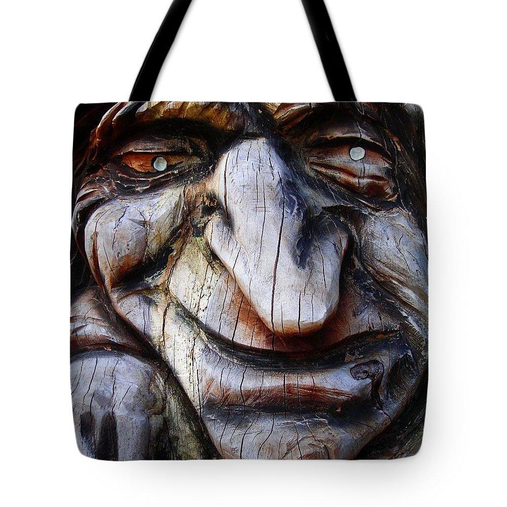 Tree Tote Bag featuring the photograph Haensel Und Gretel by Juergen Weiss