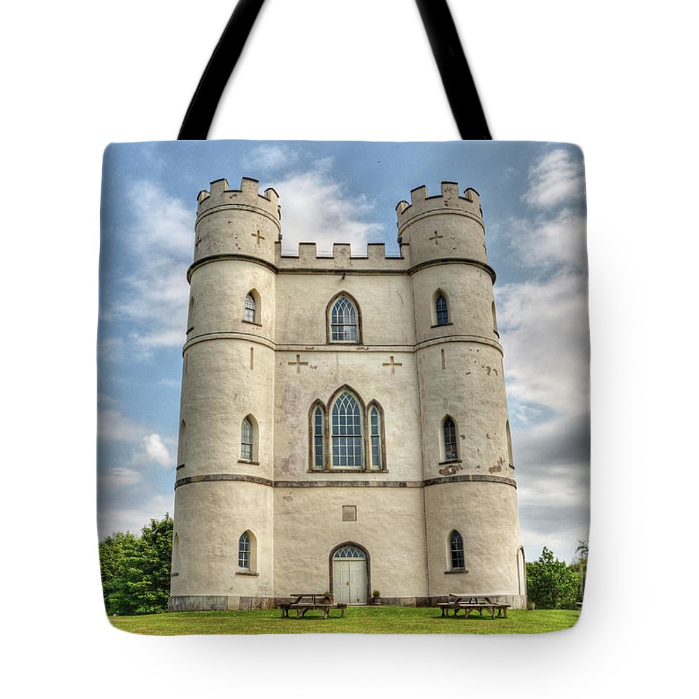 Haldon Tote Bag featuring the photograph Haldon Belvedere by Rob Hawkins
